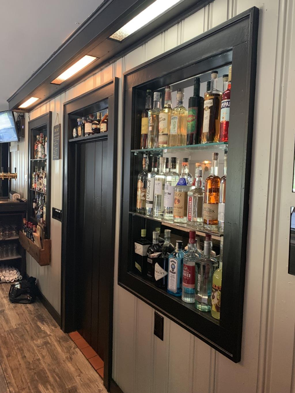 Our Bar is Always Stocked with the Finest Wine, Beer and Liquor